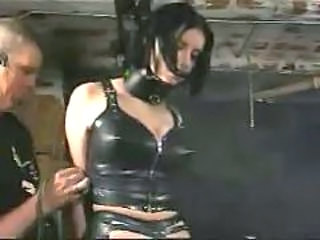P0 extreme pain bound needles electric torture bdsm