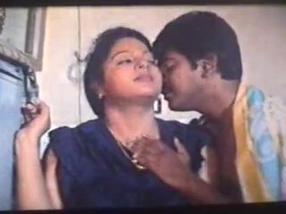 Retro Bollywood video focusing on passionate love making and then some