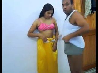 Free Indian XXX videso showing a fat dude and his gorgeous spouse