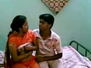 The hotttest naughty amerika with an Indian couple having missionary sex