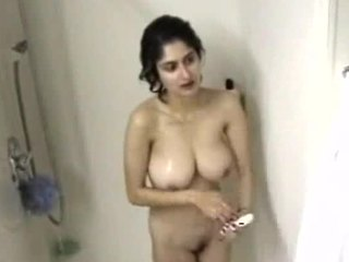n xxx action in the shower featuring a naked woman with long sexy legs