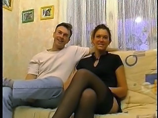 Casting couple amateur