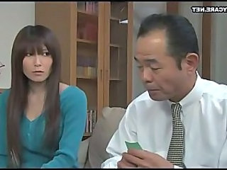Japanese Get hitched Was Fucked by Husband s Boss 2