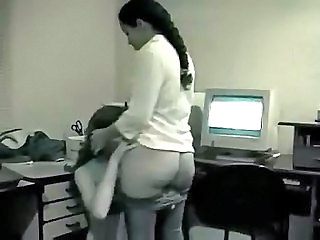 Cute Young Teens Scared Of Getting Caught