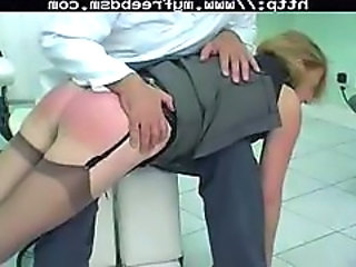 173291 dentist spanking his slaves