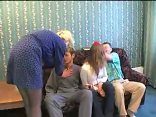 russian family gets it on