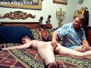 Spanking and Submission lessons for milf Selma
