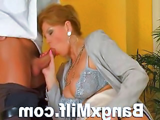 Flavourful Big Milf Fucked Hard By Office Guy