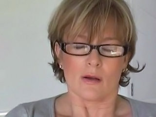 Face of an orgasm