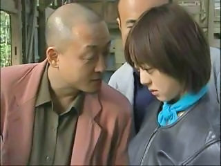 Japanese love story with this little teen nailed