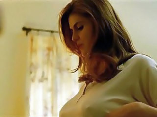 Alexandra Daddario Full Frontal Sex Scene In True Detective