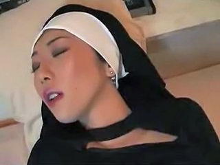 Nuns Must Be Crazy 3 Asian Nun Masturbation