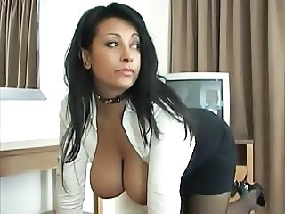 danica trained to be a cock slut