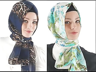 Arab German Muslim amazingly Beautiful Hijab girl tribute