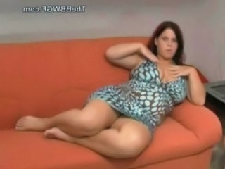 Chubby BBW Ex Girlfriend playing with her Ass and Pussy free