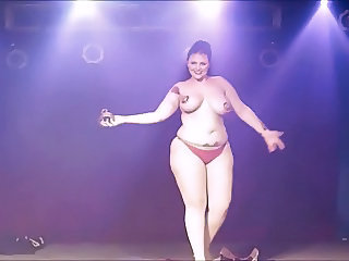 Black Mariah Big Ass Milf Burlesque