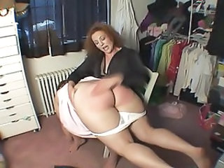 Sexy Chubby Gets Her Big Ass Spanked!!!!!!!