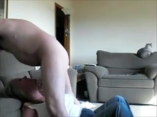Obedient Mature BBW Wife Facefucked Hard