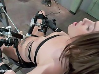 Tori Black and the Revenge of the Fucking Machine