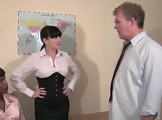 Mistress Knows Best   Strict woman schoolteacher spanking