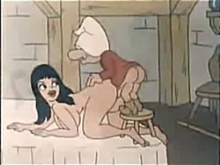 Funny Snow White Disney Cartoon