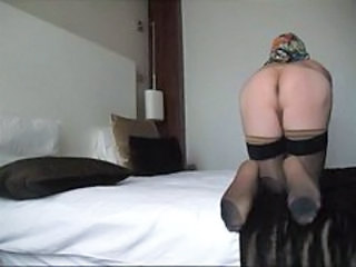 Turkish sisyperi  Hotel Bitch Anal Show
