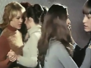 Sex Life in a Convent 1972 (Complete movie   vintage)