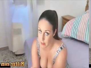 Chubby Sister Swallow's Brother's Cum [JOI]