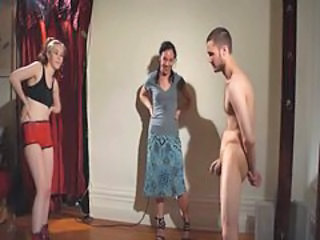 Rather extreme ballbusting