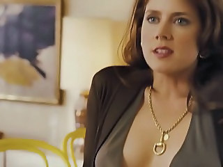Amy Adams on Table  Sex Scene