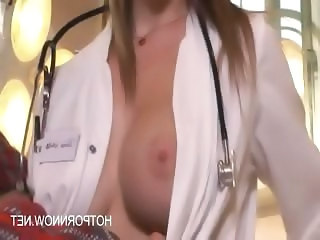 Nurse Tarra White analed by Nacho