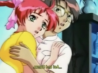 Bondage anime pregnant with gagging hard sex