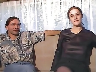 Pretty French Babes Casting Fuck !