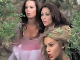 Alyssa Milano   Charmed season 3 collection part 1