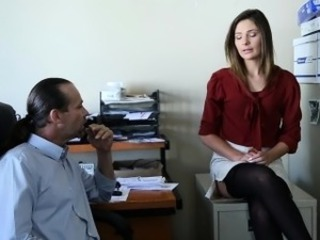 TeensLoveAnal   Lovely Secretary Ass Fucked By her Boss