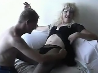 Amazing Homemade Shemale Video Very Hot
