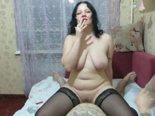 old;mom;mother;smokers;real sex;amateur;mature;big tits;homemade;russian;fetish;cowgirl;stocking;brunette;natural tits;shaved pussy