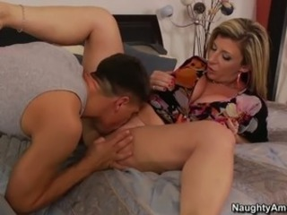 Sara Jay is hungry for sex MILF!