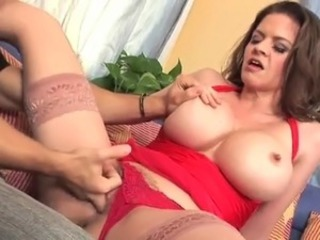 big titty mom banged in her hairy pussy