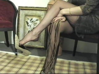 Browns Stockings Foot Tease Part1 Sex Tubes