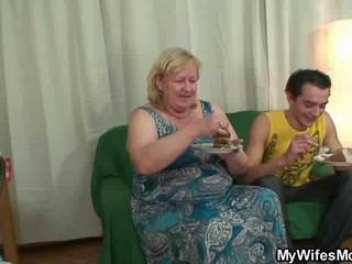 Wife busts her man fucking huge granny Sex Tubes