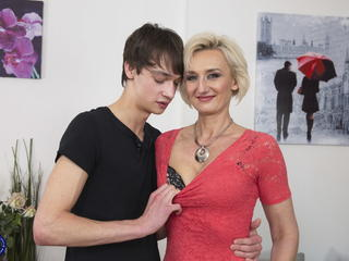 Mother and son open the world of taboo sex Sex Tubes