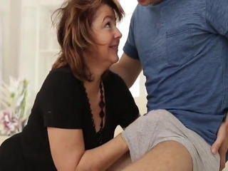 another mature gets a big cock Sex Tubes