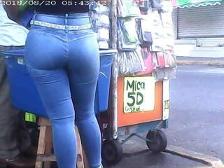 candid jeans 1 Sex Tubes