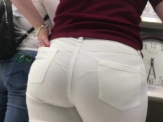 Italian fat ass white jeans Sex Tubes