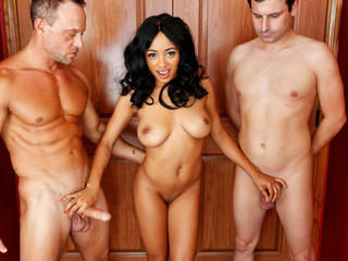 Anya Ivy can't use his hubby's limp dick