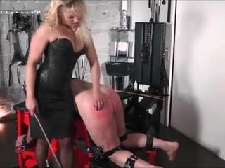 no escape for a good caning Sex Tubes
