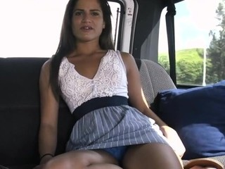 Chick is giving dude a salacious jock engulfing experience