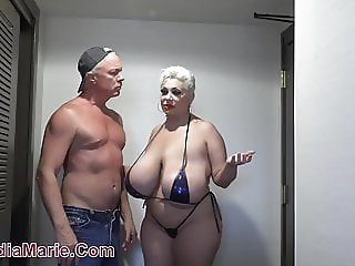 Claudia Marie Caught Hooking And Rough Fucked By Husband