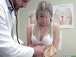 Pretty Beauty Vienna Rose Is Fucked By Stunning Youthfull Gynecologist